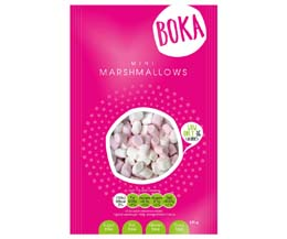 Boka Sugar Free Mini Mallows - 10x17G