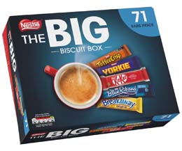 Nestle - Big Biscuit Box - 1x71