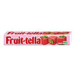 Fruittella Stick - Strawberry - 40x41g