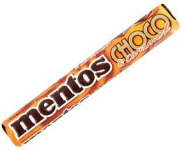 Mentos - Choco Caramel - 24x38g