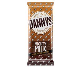 Danny's Chocolate - Mighty Milk - 15x40g