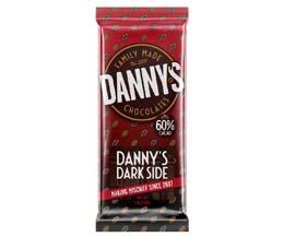 Danny's Chocolate - Dark Side - 15x40g