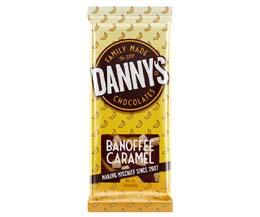 Danny's Chocolate - Banoffee Caramel - 15x40g