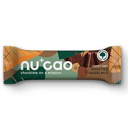 Nucao - Roasted Hazelnut - 12x40g