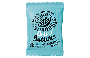 Ombar - Mylk Buttons - 15x25g
