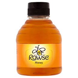 Rowse - Easy Squeezy Honey - 6x340g