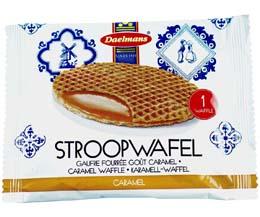 Jumbo Caramel Stroopwafel  36x39G