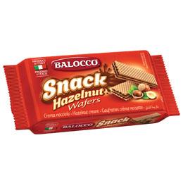 Balocco Wafers - Hazelnut (Nocciola) - 30x45g