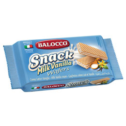 Balocco Wafers - Milk (Latte) - 30x45g