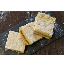 Sugar & Spice - Lemon Curd Shortbread - 1xtray