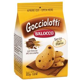 Balocco Mini Biscuit - Gocciolotti - 16x37.5g