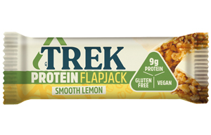 Trek Protein Flapjack - Smooth Lemon - 16x50g