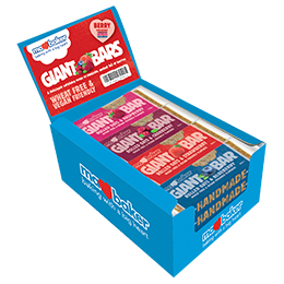 Ma Baker Oatbar - Mixed Berry - 20x90g