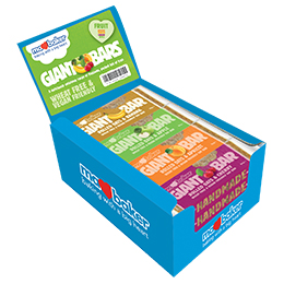 Ma Baker Oatbar - Mixed Fruit - 20x90g
