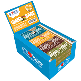 Ma Baker Oatbar - Mixed Tropical - 20x90g