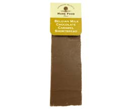 More - Belgian Milk Chocolate Shortbread Bar - 14x70g