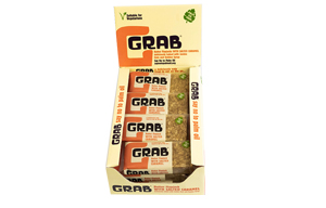 Grab Butter Flapjack with Salted Caramel - 12x65g