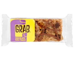 Grab Flapjack - Chocolate - 16x65g