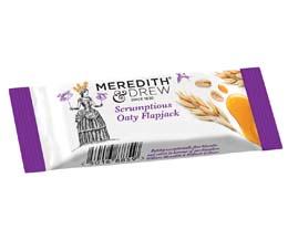 Meredith & Drew - Oaty Flapjack - 100x26G