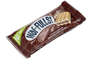 Waffulls - Choco Hazelnut - 12x50g