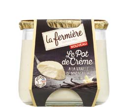 La Fermiere - Vanilla Creamy Dessert - 6x125g
