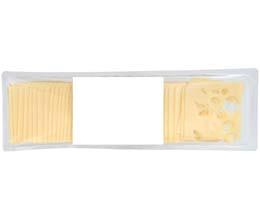 Emmental Slices (50x20g) - 1x1kg