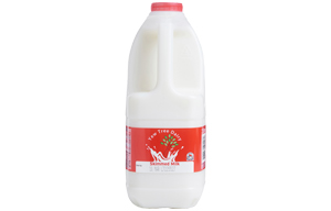 Skimmed Milk (Red) - 4x2L