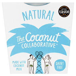 Coconut Collaborative - Natural Dairy Free Yoghurt - 6x120g