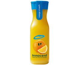 Innocent Juice - Smooth Orange - 8x330ml