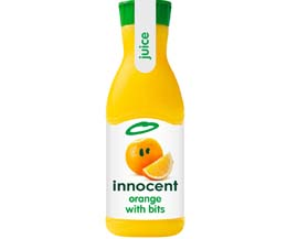 Innocent Juice - 6x900ml - Orange With Bits