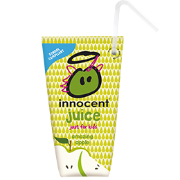 Innocent Kids Wedge Juice - 100% Apple - 24x180ml
