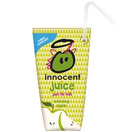 Innocent Kids Wedge Smoothie - Apple Juice - 16x150ml