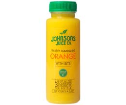 Johnsons Juice - Orange - 12x250ml