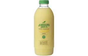 Johnsons Juice - Lemon - 6x1L