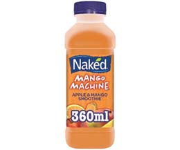 Naked Juice - Mango Machine - 8x360ml