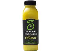 Innocent - Invigorate Super Smoothie - 8x360ml