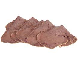 Sliced Beef - 1x500g