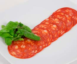 Sliced Chorizo - 1x250g