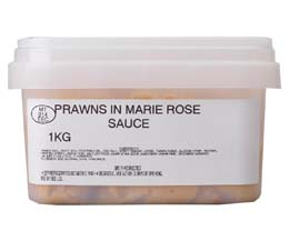 Sandwich Filler - Prawn & Marie Rose - 1x1kg