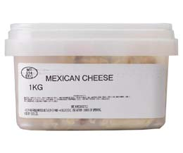 Sandwich Filler - Mexican Cheese - 1x1kg