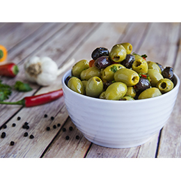 Olives Mistoliva - Mixed Olives - 1x1kg