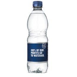 Belu - Still Water - 50% Recycled Bottle - 24x500ml