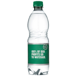 Belu - Sparkling Water - 25% Recycled Bottle - 24x500ml