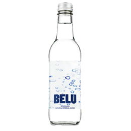 Belu Mineral Water - Sparkling - Glass - 24x330ml