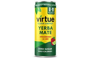 Virtue - Yerba Matte - Strawberry - 12x250ml