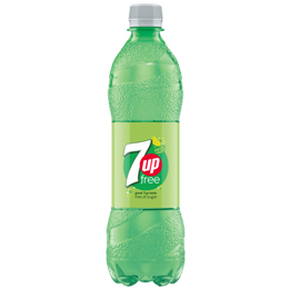 7Up Free - Bottles - 24x600ml