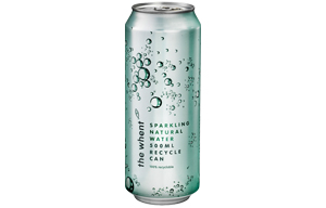 The Whent Water Can - Sparkling - 24x500ml