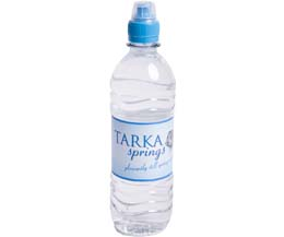 Tarka Springs - Still Sportscap - 24x500ml