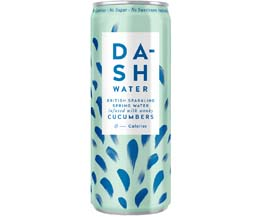 Dash Water - Cucumber - 12x330ml