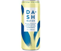 Dash Water - Lemon - 12x330ml